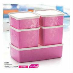 TUPPERWARE ANTART�KA SET 5 L�