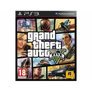 Grand Theft Auto V GTA 5 PS3 PAL STOKTAAA