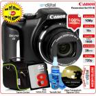 Canon Powershot SX170 IS 16 MP 16x Zoom