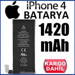 iPHONE 4 BATARYA *1420 mAh P�L *FIRSAT �R�N�