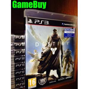 DESTINY PS3 SIFIR �R�N STOKTA