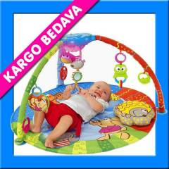 Chicco Egzersiz Full Donan�ml� Oyun Hal�s�