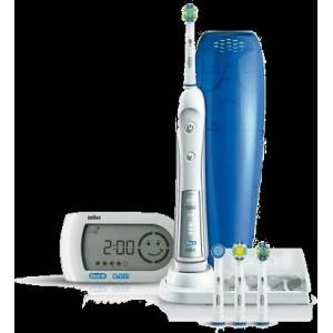 BRAUN Oral-B D34.545 Triumph 5000 Di� F�r�as�