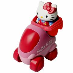 Hello Kitty Sallanan Araba Oyun Seti