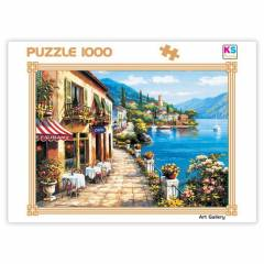 KS 1000 Par�a Puzzle Overlook Cafe
