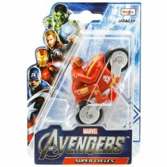 Maisto Marvel The Avengers Iron Man Oyuncak Moto