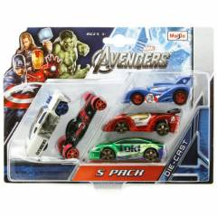 Maisto Marvel The Avengers Be�li Oyuncak Araba S