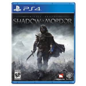 PS4 SHADOW OF MORDOR PS4 OYUN - SIFIRR