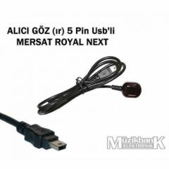 ALICI G�Z (�r) 5 Pin Usb'li MERSAT ROYAL NEXT