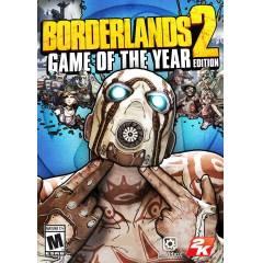 BORDERLANDS 2 GAME OF THE YEAR PC/MAC STEAM KEY