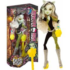 Monster high bebekleri Frankie Stein Freaky
