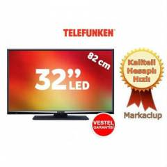 Telefunken 32XT3020/3000DM 82Cm UsbMovie LED TV