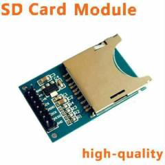 Arduino i�in sd card mod�l�