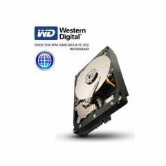 WESTERN DIGITAL-500GB-7200RPM-16MB