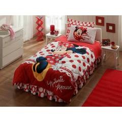 TA� L�SANSLI MINNIE MOUSE UYKU SET�