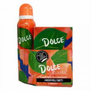 Dolce Classic 100 ML EDT Bayan Parf�m 150 ML Deo
