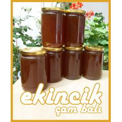 Ekincik S�zme �am Bal� �reticiden 1KG