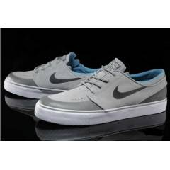 NIKE ZOOM STEFAN JANOSKI GRAY-BLK SHOES