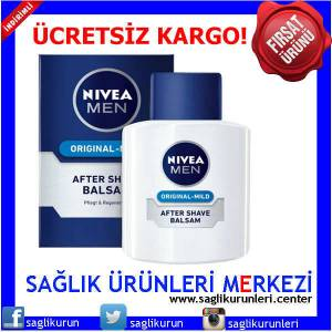 N�VEA AFTER SHAVE BALSAM FERAHLATICI 100ml
