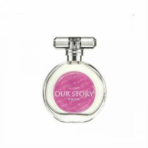Avon Our Story Edt Bayan Parf�m� 50 ml