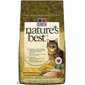 Hills Natures Best Adult With Chicken kedi Mamas