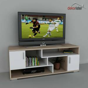 Dekorister Leroy Tv �nitesi ve Tv Sehpas�
