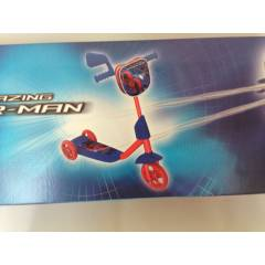 3 Tekerlekli �antal� Spiderman  Scooter