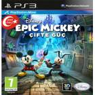 Disnep EPIC MICKEY 2 THE POWER OF TWO PS3OYUN TR