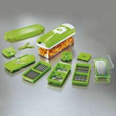 Nicer Dicer Pratik Do�ray�c� Dilimleyici Rende