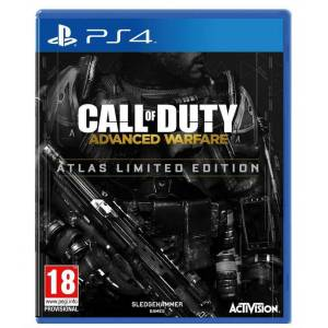 PS4 Call of Duty Advanced Warfare Atlas Limited