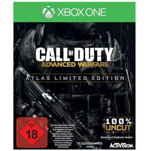 Call of Duty Advanced Warfare Atlas Limited Xbox