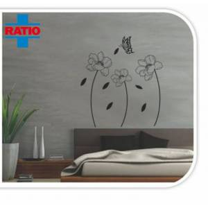 Ratio Butterflies Duvar Sticker Model: T9004