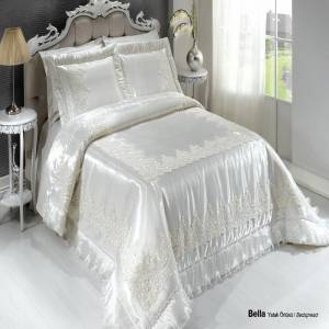 Diley Home Bella �ift Ki�ilik Yatak �rt�s�