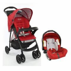 Graco M�rage Travel Sistem Bebek Arabas�  Chilli