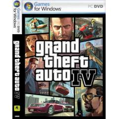 PC Grand Theft Auto 4 (GTA 4) Steam Key