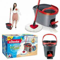Vileda Easy Wring & Clean Pedall� Mop, HED�YEL�