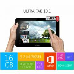 PIRANHA ULTRA II TAB 10.1*16GB*WiFi*IPS-2 EKRAN*