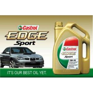 Castrol Edge 5w30 4Lt  Turbo Diesel