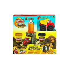 PLAYDOH CHUCK FR�ENDS �N�AAT SET�
