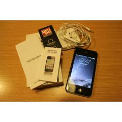 IPHONE 4S-16GB-SIYAH-TR FATURALI TAM KUTULU 2.EL