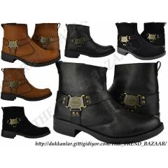 Yeni Model Cnt Power Boots Ko�ulsuz De�i�im&iade