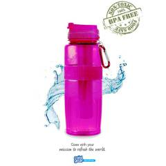 COOLGEAR 940 ML KOKUSUZ SO�UK TUTUCU MATARA