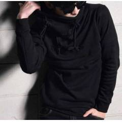 Japon Style Sweatshirt Sweat �P MODEL KAZAK T�P