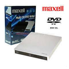 MAXELL MULTI DVD WRITER SLIM USB EXTERNAL BEYAZ