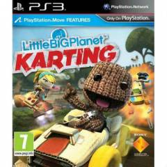L�TTLE B�G PLANET KART�NG PS3 playstation 3 oyun