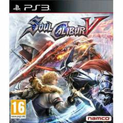 SOULCALIBUR V - 5 PS3 - playstation 3 oyun