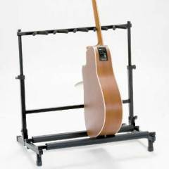 Ashton GS55 Be� Gitar ��in S�ral� Gitar Stand�