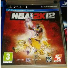 NBA 2K12 Ps3 - playstation 3 oyun