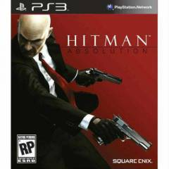 Hitman Absolution PS3 - PLAYSTATION 3 oyun