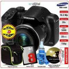 Samsung WB1100F 16.2 MP 35x Zoom
